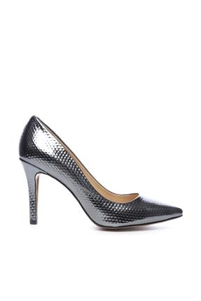 Kemal Tanca Pembe Kadın Vegan Stiletto Ayakkabı 22 967 BN AYK 0