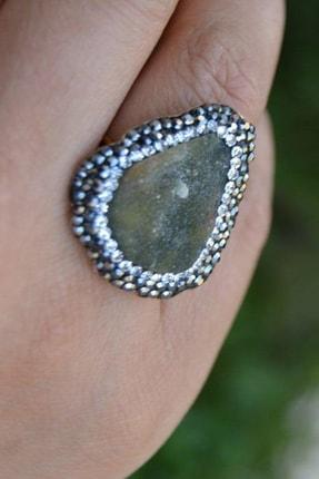 Stoneage Kristopras Taşlı Ayarlanabilir Bayan Yüzük 2