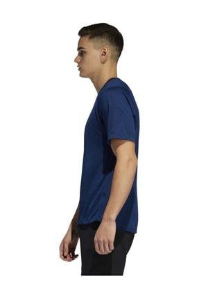 adidas Erkek T-shirt - Fl_Tec Z Ft Cco - EB8047 4