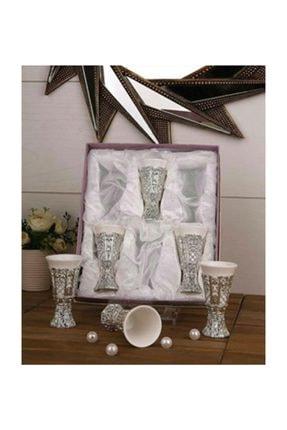 Zücev Zemzem Bardağı Gümüş 0
