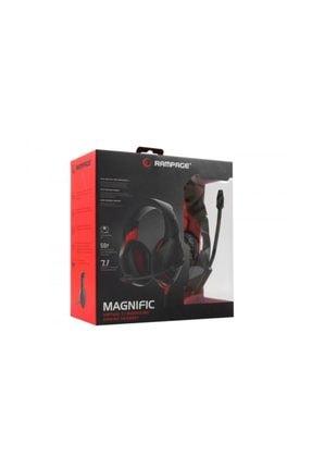 Rampage Rm-k7 Magnific Gaming Mik+kulaklık Usb 7+1 3