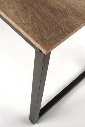 Ceramical Çalışma Masası, Bilgisayar Masası, Ofis Masası (60x160 Cm, Sakremento) 3