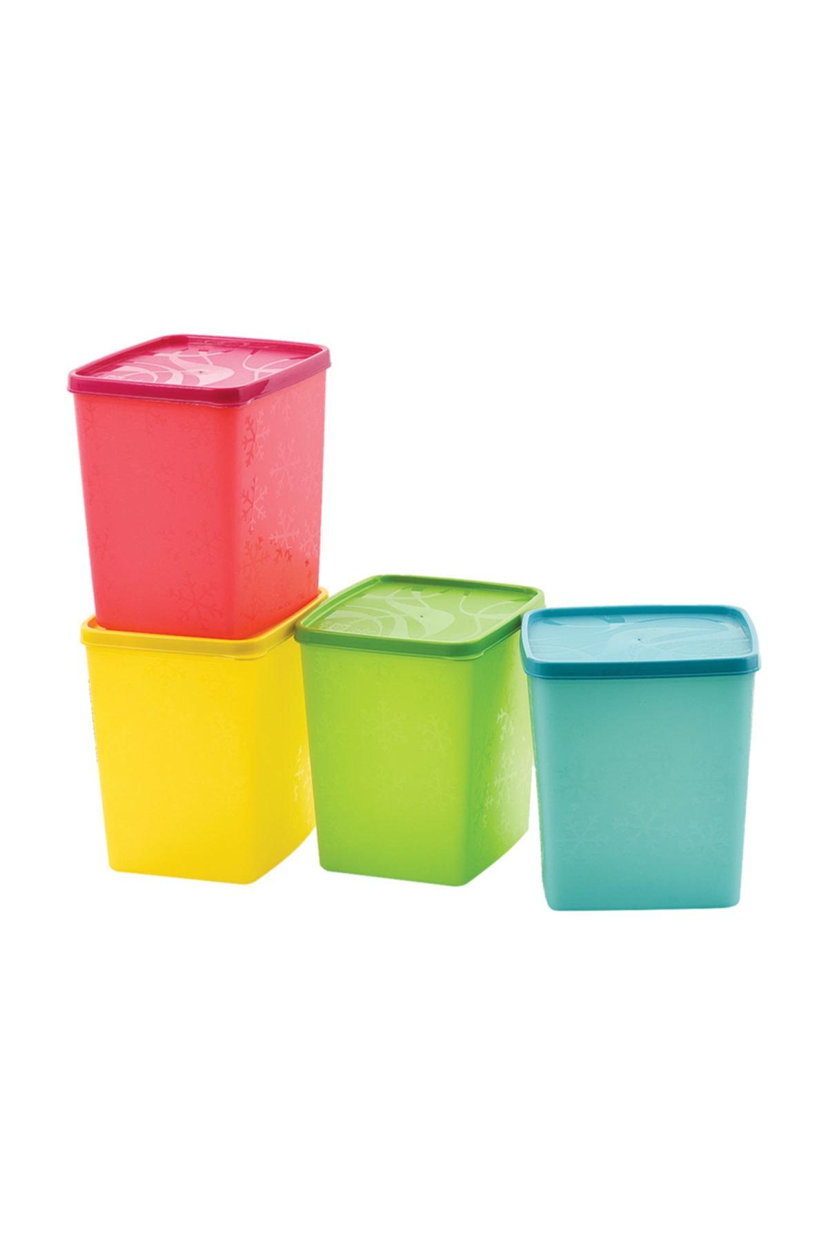 Irak Plastik Alaska Derin Dondurucu Saklama Kabı - Kare Derin ( 2 Lt )  Fiyatı, Yorumları - Trendyol