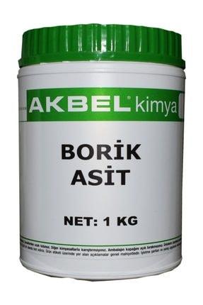 akbel Borik Asit 1 kg 0