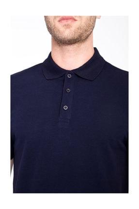 Kiğılı Erkek Polo Yaka Slim Fit Tişört 2