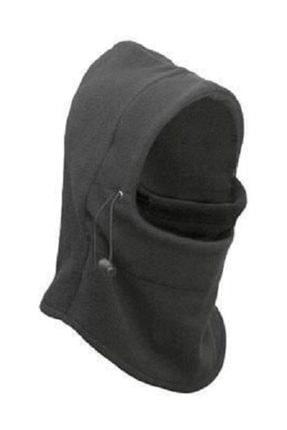 TAYFUN Çok Fonksiyonlu Bere (6 Fonksiyon Bir Arada) - Siyah 0