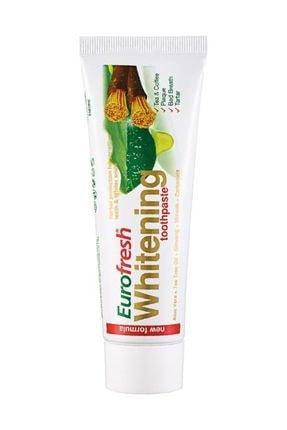 Farmasi Eurofresh Whitening Aloe Veralı Misvaklı Diş Macunu 112g 0