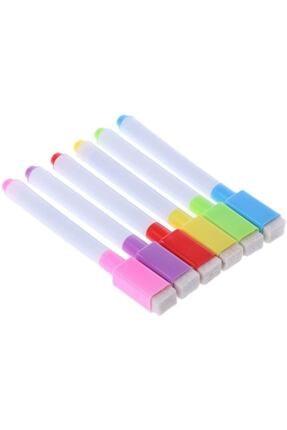 3A Mini Beyaz Tahta Kalemi &'lı Set 1632 2