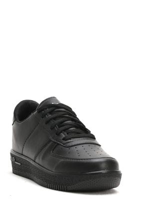 Ayakkabı Modası Siyah Kadın Spor Ayakkabı 4000-20-101001 4