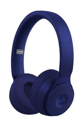 Beats Solo Pro Dark Blue Anc Bluetooth Kulak Üstü Kulaklık 0