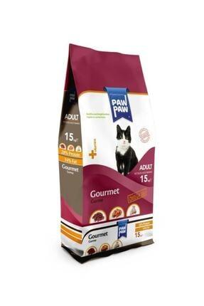 Paw Paw Gurme Yetişkin Kedi Maması 15 kg 0