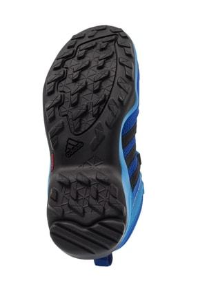 adidas Terrex AX2R Mid Cp Çocuk Mavi Bot (BC0673) 3