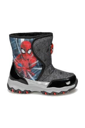 Spiderman 92.ALBAN.P Siyah Erkek Çocuk Kar Botu 100406201 2