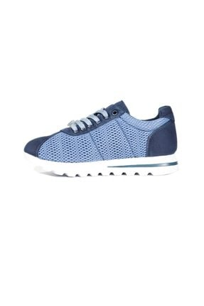 Hammer Jack Kot Mavı Kadın Sneaker 188 3100-Z-539 1