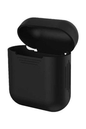 Dijimedia Apple Airpods Standart Silikon Kılıf 0
