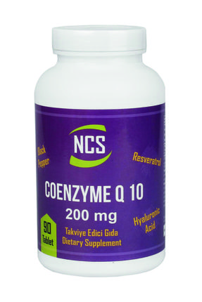 Ncs Coenzyme Q-10 200 Mg 90 Tablet 0