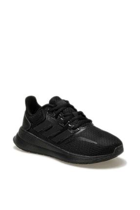 adidas F36549 Siyah Siyah Siyah Unisex Koşu Ayakkabısı 100409060 1