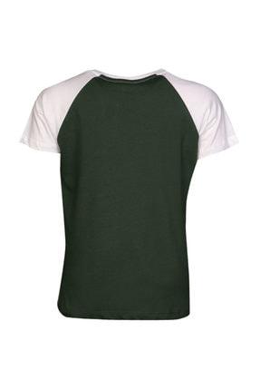 HUMMEL Erkek Yeşil Tişört 3