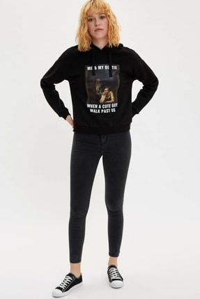 Defacto Anna Yüksek Bel Super Skinny Fit Jean Pantolon 2