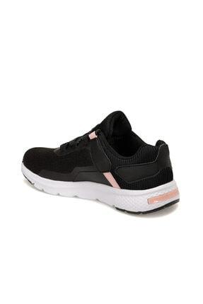 Lumberjack WORLD WMN Siyah Kadın Koşu Ayakkabısı 100548034 2
