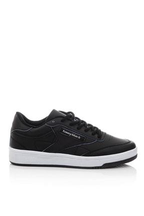 Tonny Black Siyah Mavi Unisex Sneaker TB107-0 4