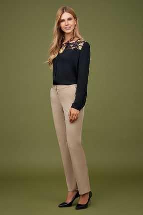 Naramaxx Kadın Toprak Rengi Pantolon 18K11113Y398 1