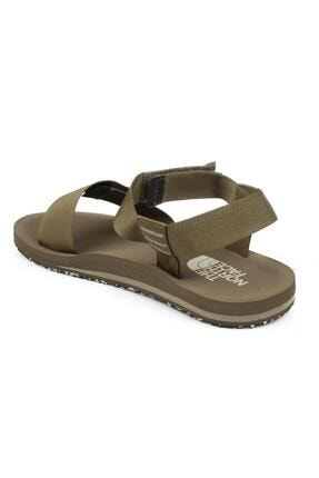 The North Face Erkek Haki Mens Skeena Sandal Sandalet Nf0a46bg-m 3