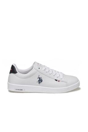 US Polo Assn U.s Polo Assn. Franco Beyaz Unisex Sneaker 1