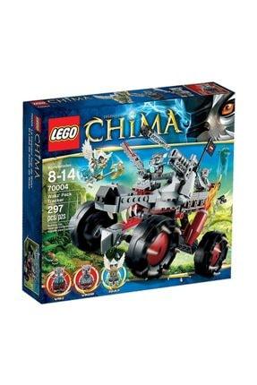 Legends Of Chima 70004 Wakz Pack Tracker LOC70004