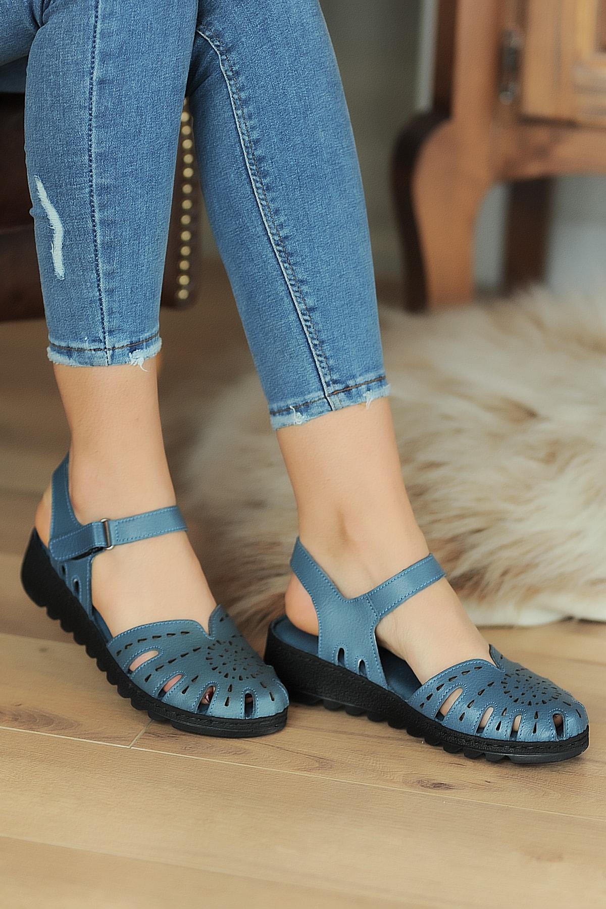 Mavi Kadın Sandalet A0204-20