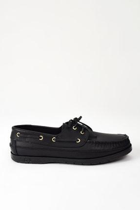 Ziya Hakiki Deri Siyah Erkek Ayakkabı 101119 29 1 0