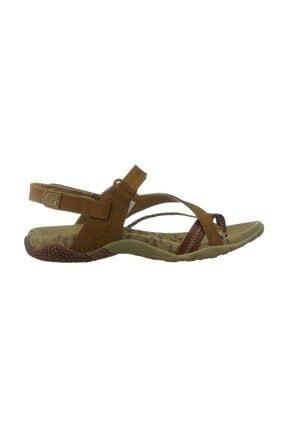 Merrell J36418 Siena Lıght Brown Kadın Sandalet 2