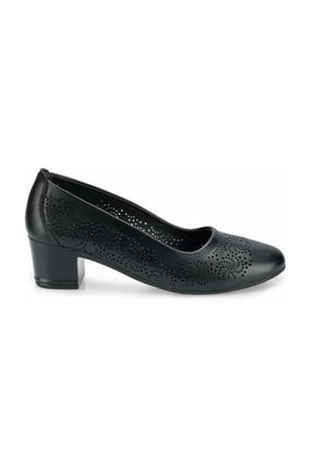 Polaris 161063.Z Siyah Kadın Ayakkabı 100509029 1