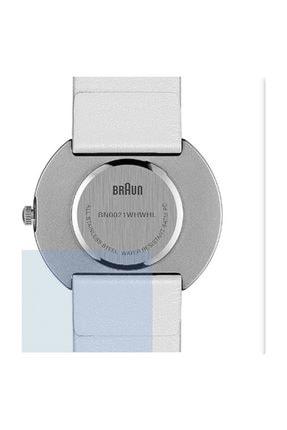 Braun Bn0021whwhl Deri Kayışlı Klasik Kadın Kol Saati 3