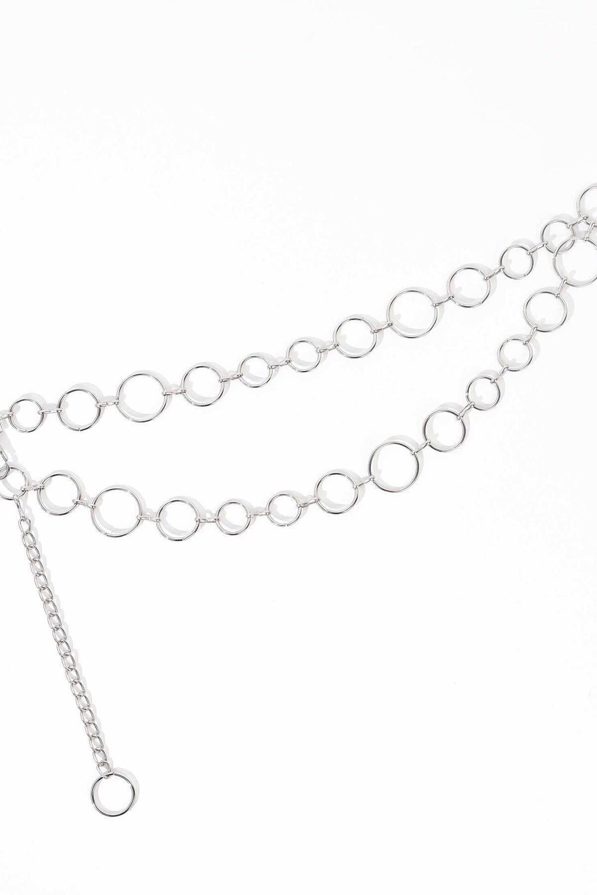 Addax Kadın Gümüş Zincir Zncr11 - K2 Adx-0000019991 2