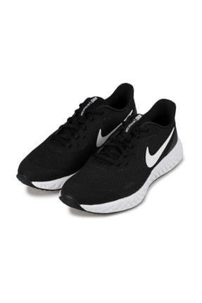 Nike Revolution Kadın Koşu Yürüyüş Ayakkabısı Siyah 1