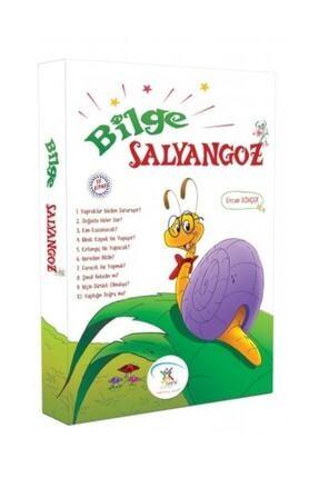 5 Renk Yayınları 1. Sınıf Hikaye Kitabı Seti Bilge Salyangoz 10 Kitap 5 Renk 0