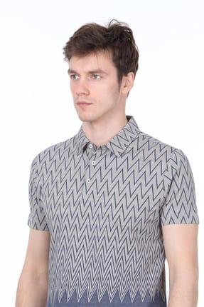 Ramsey Jakarlı Örme T-Shirt - RP10113773 2