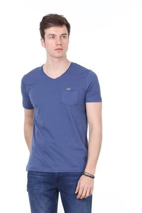 Ramsey Düz Örme T-Shirt - RP10113928 0