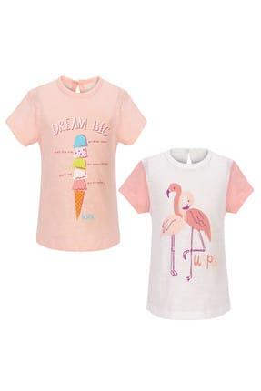 Picture of Beyaz Kız Bebek T-Shirt