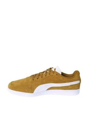 Puma Icra Trainer SD Günlük Giyim Erkek Ayakkabı Kahve / Beyaz 2