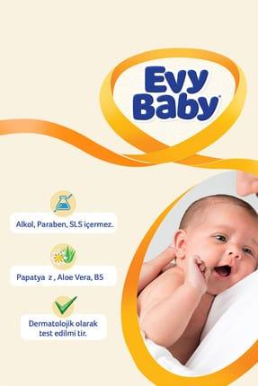 Evy Baby Islak Havlu Soft 12'Li Islak Mendil 672 Yaprak 3