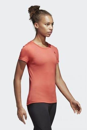 adidas FREELIFT PRIME Turuncu Kadın T-Shirt 100576201 2