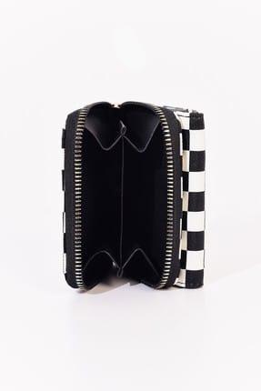 Addax Kadın Siyah-Beyaz Cüzdan CZDN32 - A8 ADX-0000018908 3