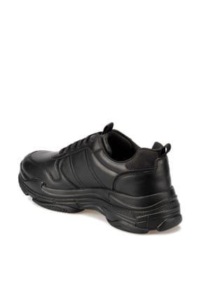 Kinetix CRIME 9PR Siyah Erkek Kalın Taban Sneaker Spor Ayakkabı 100418295 3