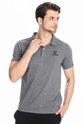 HUMMEL Erkek T-Shirt Hmlfanen Polo S/S 1