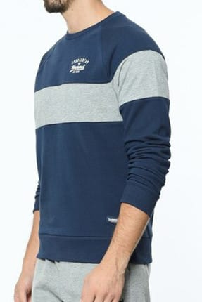 HUMMEL Erkek Sweatshirt Hmlhagen Sweat Shirt 1
