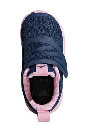 adidas FORTARUN X CF MAVI BEYAZ Kız Çocuk Kalın Tabanlı Sneaker 100575689 3