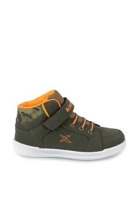 Kinetix LENKO HI C 9PR Haki Erkek Çocuk Sneaker Ayakkabı 100425851 4
