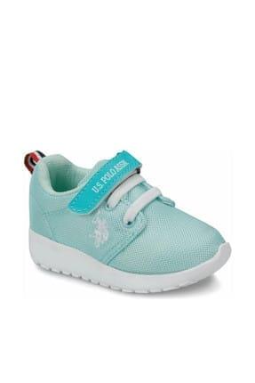 US Polo Assn HONEY Mint Unisex Çocuk Sneaker Ayakkabı 100365355 0